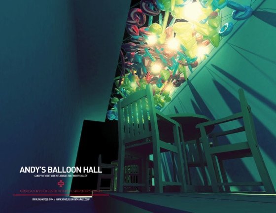 Andy's Balloon Hall