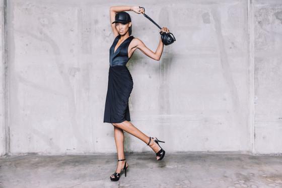 HNLNightMarket Fashion Show: La Derniere Mode, styled by Tyson ...