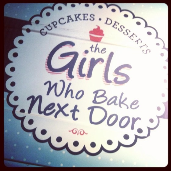 girls who bake next door