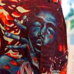 Anti Canvas at Honolulu Night Market