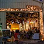 The Pinch Of Salt retail warehouse at Honolulu Night Market