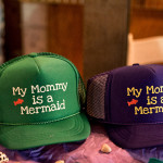 Cute hats at Honolulu Night Market