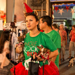 Jingle Rock Run at Honolulu Night Market