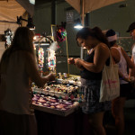 Crafts and Jewelry at Honolulu Night Market