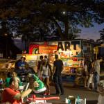 Art Truck at Honolulu Night Market