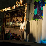 Honolulu Night Market fashion show