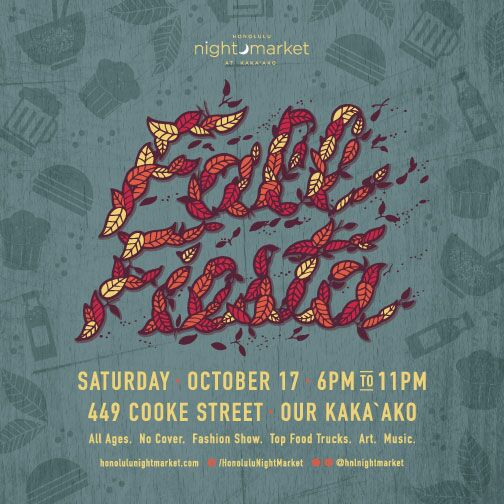 HNM Fall Fiesta