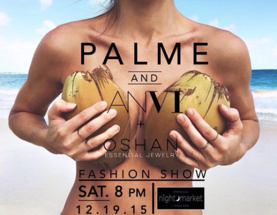 palme fashion show
